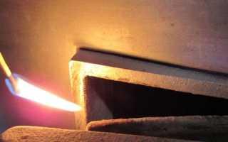 Датчики тяги для газового котла