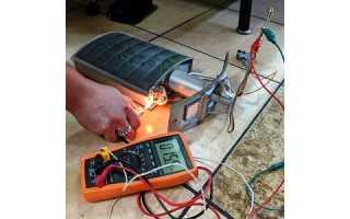 Как правильно проверить термопару мультиметром