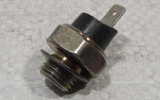 Датчики давления масла автомобиля ВАЗ 2115