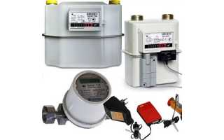 Особенности разновидностей расходомеров газа
