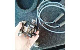Проверка модуля зажигания автомобиля ВАЗ-2114 мультиметром