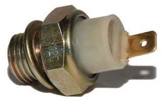 Датчик давления масла автомобиля ВАЗ 2107