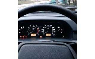 Почему не работает тахометр на автомобиле ВАЗ-2114 с инжектором