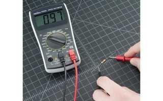 Как правильно проверять резисторы мультиметром