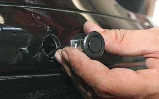 Как проверяются датчики парктроника автомобиля