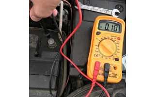 Как правильно проверить проводку в автомобиле мультиметром