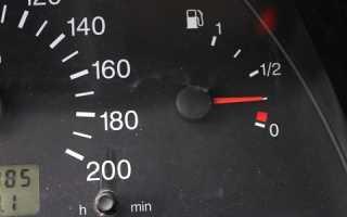 Не работает автомобильный датчик уровня топлива