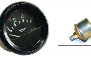 Датчики давления масла автомобилей УАЗ