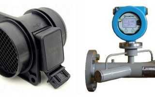 Расходомеры воздуха для авто и промышленности