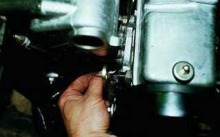 Датчик давления масла автомобиля ВАЗ 2109