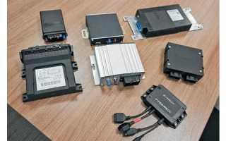 Изучаем телематические датчики и системы