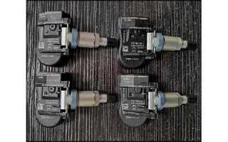 Датчик давления в шинах автомобиля Мазда CX 5
