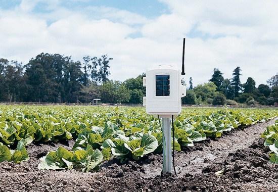 станция измерения влажности