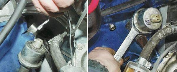 Датчик давления масла ВАЗ 2106 6