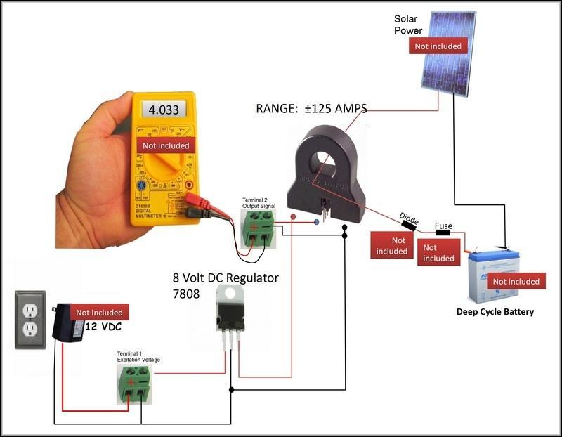 практика применения датчиков тока