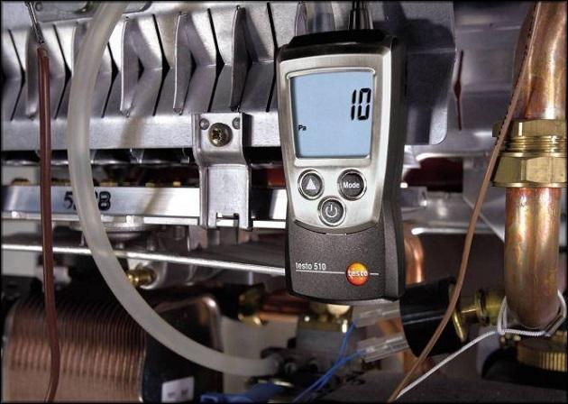 Приборы контроля параметров воздуха