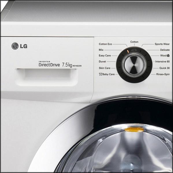 фронтальная панель стиральной машины