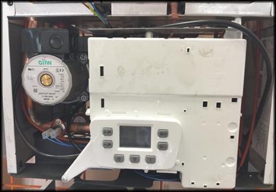 регулировка нагревательной установки