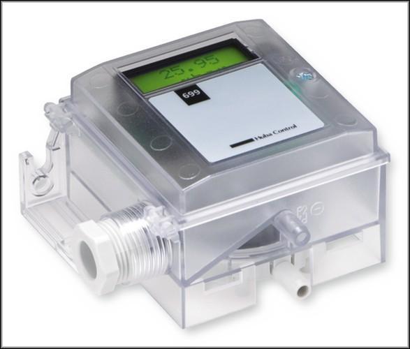Дифференциальный датчик давления воздуха