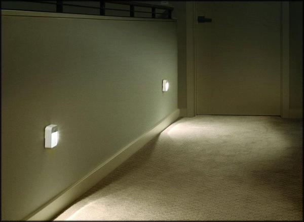 датчики света