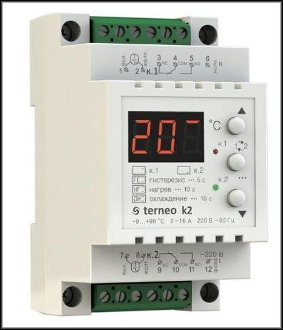 электромеханический термостат