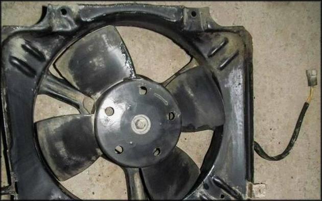 Вентилятор ВАЗ-2109