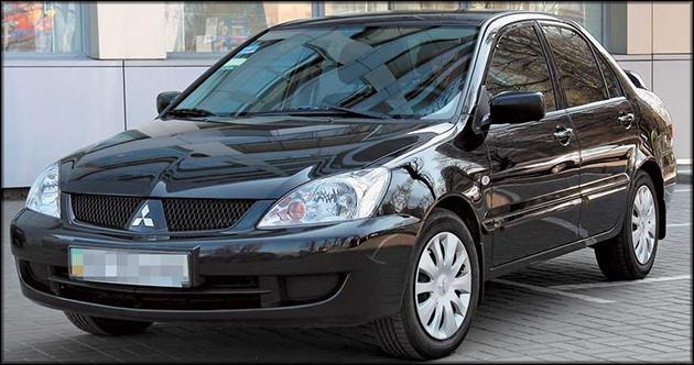 Автомобиль Митсубиси Лансер 9