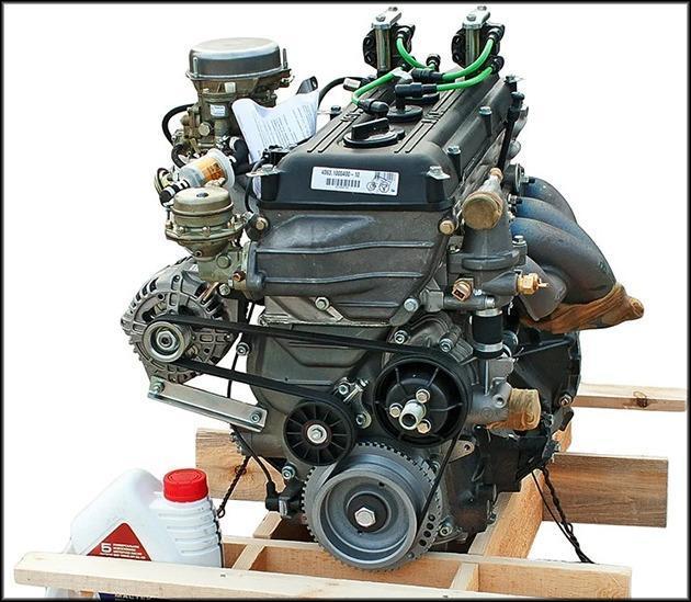 Мотор ЗМЗ-406