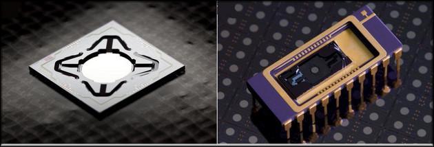 прототипы микро электромеханических микросхем(МЭМС)