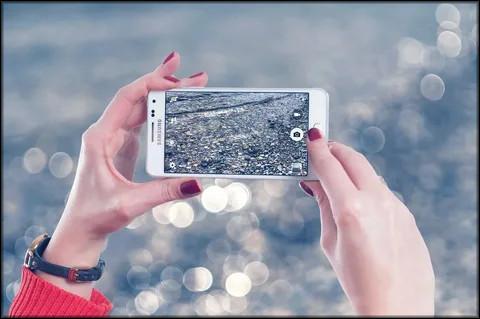 поворот картинки на экране в зависимости от положения телефона
