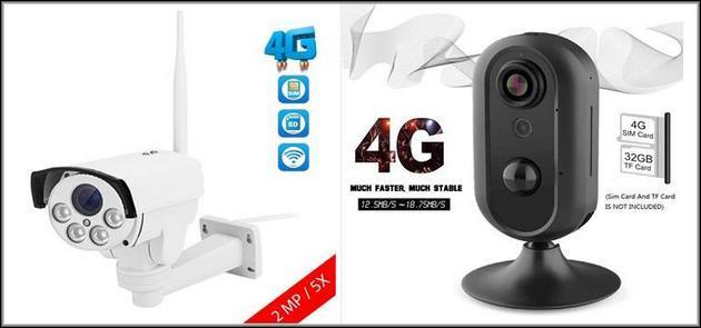 Дачная GSM сигнализация с видеокамерой