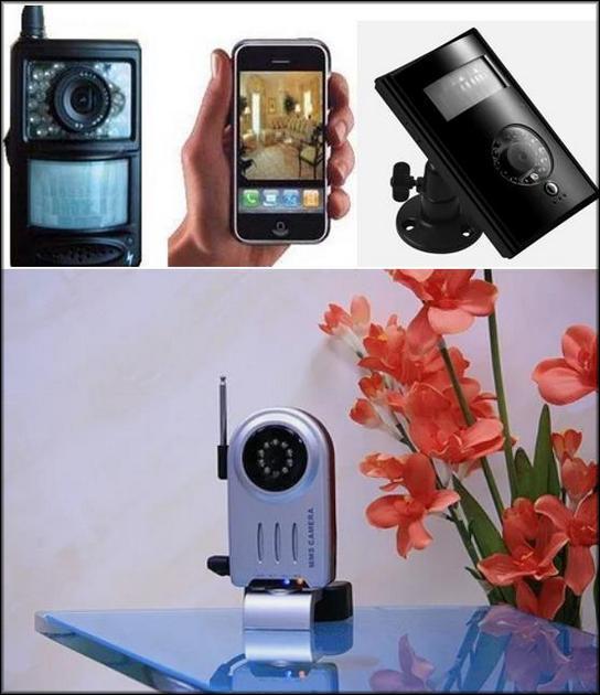 MMS видеокамеры