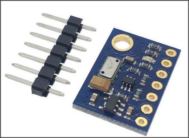 Цифровые модули и сборки на Arduino