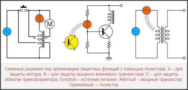 Защита перегрева двигателя