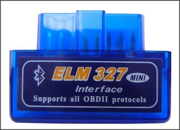 Адаптер ELM327 Bluetooth 1,5