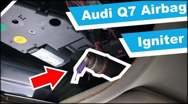 Наполненная airbag