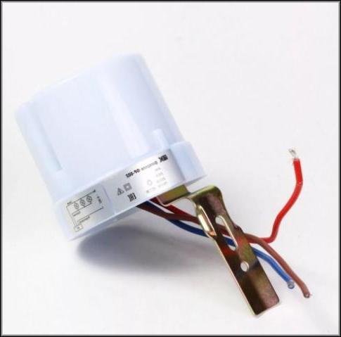 Эта электронная деталь помогает отследить степень освещенности окружающей среды