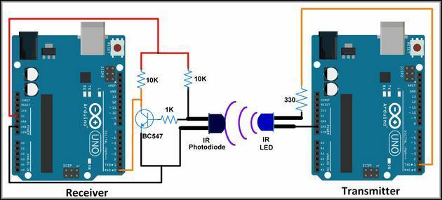 Приемник ИК-сигнала