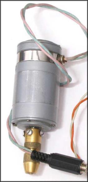 Сенсор оборотов электродвигателя