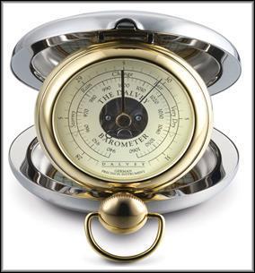 Внешний вид барометра