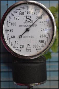 Самодельный барометр