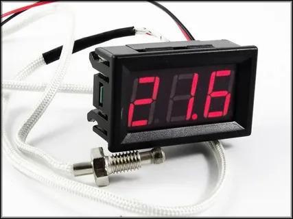 Промышленный градусник с термопарой