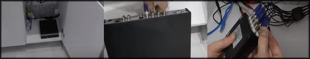 Соединение видеорегистратора с трансивером