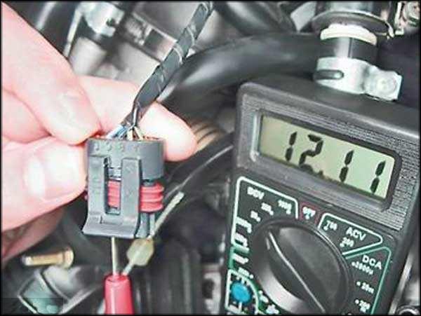 Проверка электрической проводимости РХХ