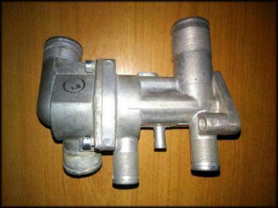 Другой вид термостата на ВАЗ 2109