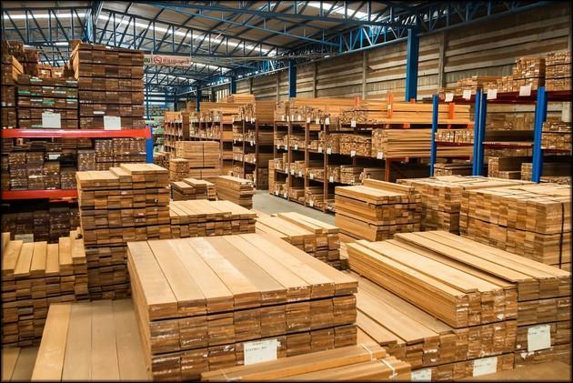 Склад древесины