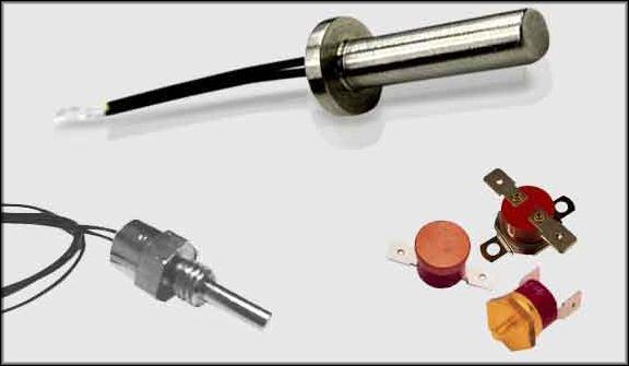 Виды терморезисторов
