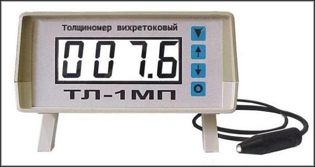 Вихретоковый измеритель