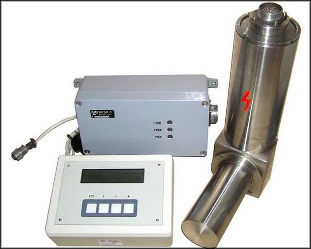 Радиоизотопный толщиномер