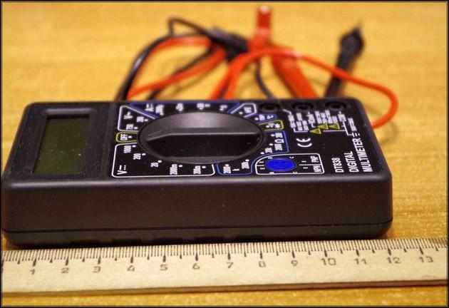 Мультиметр М838